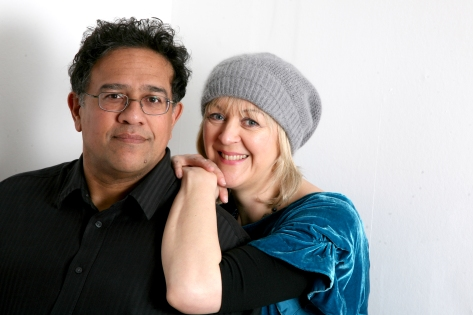 Cindy Stratton and Marius Frank